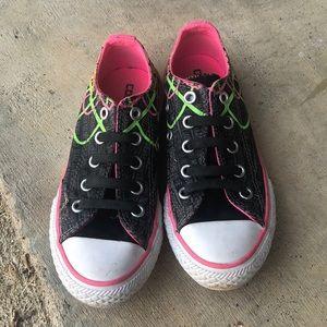 Converse slip in sneakers